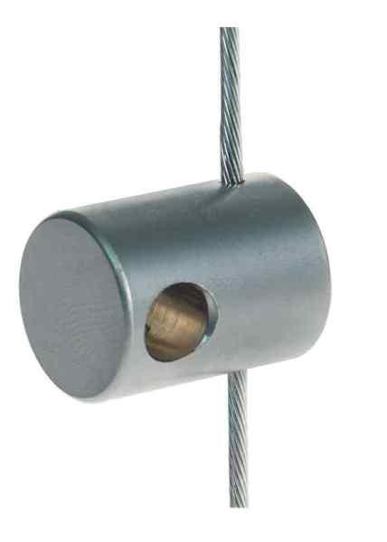 Stangenhalter für Seil
