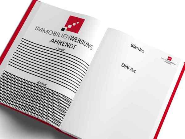 Notizbuch DIN A4