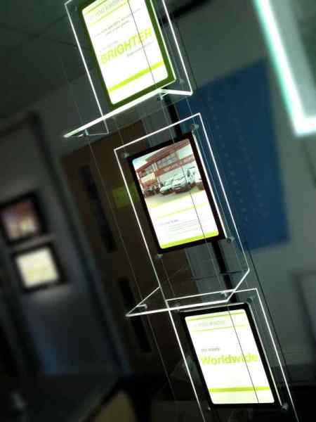 LED Light Panel Regal